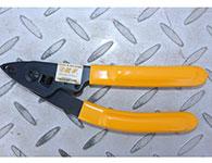 光纖外皮開剝器-米勒鉗-(2)----光纖熔接測試系列