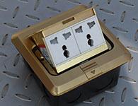 環球六孔電源地插-地插系列