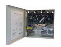 霍尼韦尔 四防区GPRS主机COMPACT-4 GSM/GPRS通讯模块内置,不需要电话线,安装简便、编程方便。 通过GPRS与接警中心通信,发送事件报告和状态报告,接受接警中心的控制操作。