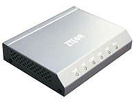 中兴 ZXA10 F601M GPON ONU  用金属壳设计,适应较恶劣的工作环境,是一款提供单路数据接入能力的GPON SFU终端,能提供给用户1个10/100/1000M网口,为用户提供高速的数据服务和优质的视频服务,通过OMCI实现远程业务发放、故障诊断和性能统计
