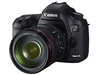 佳能 5D3(24-105)单反相机画幅:全画幅 分类:专业 用途:人物摄影,风光摄影,运动摄影,静物摄影 像素:5000万以上