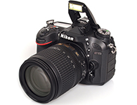 尼康D7100(18-105)单反相机传感器:APS画幅  有效像素:2410万  连拍速度:支持(最高约7张/秒)