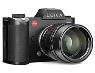 徕卡SL+24-90 数码相机    搭载2400万像素全幅传感器,EyeRes技术打造的电子取景器,连拍速度可达每秒11张,有49个对焦点,机身坚固紧凑,能够有效防尘防水滴。