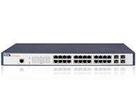 中兴(ZTE)1660-24TC 智能以太网交换机 24口千兆 4GE combo