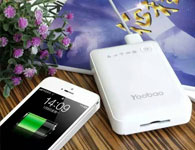 羽博移动电源无线路由器 支持电信3G SIM卡直插拨号