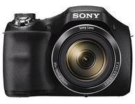 索尼 DSC-H300 数码相机   类型:长焦相机;光学变焦倍数:35倍;数码变焦倍数:70倍;有效像素:2000万;传感器尺寸:1/2.3 寸(7.76mm);最大分辨率:5,152 x 3,864;液晶屏像:素约46万像素;液晶屏尺寸:3.0英寸及以上;对焦方式:多重AF/中心AF/定点AF/跟踪/人脸优先;防抖功能:光学防抖;连拍:支持