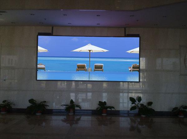 郑州会议室P4LED显示屏