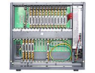 申瓯SOT600K集团电话1、为用户提供2M PCM(包括NO.1、NO.7、PRI等信令)数字中继接口,同时还能提供环路中继、E&M中继、载波中继、磁石中继、VOIP等接口,可灵活组建多种接口方式的专用通信网,组网能力强;2、将两台或两台以上交换机通过数字中继或环路中继,实现多台交换机互连互通,组成一个内部网,在网内通话实现零话费,而每台交换机又可独立联机计费。