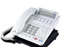 申瓯 SOC31系列专用话机  采用国际先进的双色模一次成型技术,键盘永不磨损、无缝连接等。同时可实现单键拨号、单键转接、通话保留、呼入等待、 通话切换、拒接来电、拒接转移、无应答转移、电话会议、经理秘书等功能。专用话机功能先进,外观精美,工艺精湛,是您办公的最佳选择。
