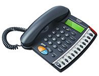 申瓯 SOC8000IP话机   拥有时尚的外观、优异的语音质量、强大的功能,接入PSTN(模拟)和VOIP双网的功能,可满足高端客户对高可用性电话的要求,为现代办公环境带来了全新的体验,是取代传统话机的新一代智能桌面办公终端。同时配合申瓯融合通信平台可完成强大的电话功能,如:呼叫转移、热线功能、多方会议、快速拨号、留言信箱等。