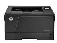 HP M706n    产品类型:黑白激光打印机;最大打印幅面:A3;黑白打印速度:35ppm;最高分辨率:1200×1200dpi;耗材类型:鼓粉一体;进纸盒容量:标配:250页;网络打印:支持有线网络打印;双面打印:手动