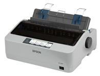 爱普生LQ-520K    打印方式:24针点阵打印;打印针数:7针;复写能力:4份(1份原件+3份拷贝);接口类型:并口,串口,USB接口;打印针寿命:4亿;