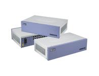 申瓯 HJK-120E集团电话  综合了国内外众多集团电话的优点,同时又融入了全新的设计理念,使本系统在集团电话领域里成为新的领跑者和开拓者,是一款专为商务、企事业办公及宾馆管理而设计的新型产品。整机硬件具有体积小、配置方便、性能稳定、易安装等优点。系统具有PC管理功能,可实时进行话务监控和管理;具有三段语音、帐号漫游、通话限时、中继连选、中继转中继、热线号码、日夜间模式自动切换等70多种实用功能,可满足各行业通讯方面的需求。