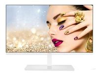 AOC I2379 白色    产品类型:LED显示器,广视角显示器;产品定位:大众实用;屏幕尺寸:23英寸;面板类型:AH-IPS;最佳分辨率:1920x1080;可视角度:178/178°;视频接口:D-Sub(VGA),DVI-D;底座功能:倾斜:-5-23°;