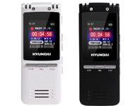 韩国现代 A700 R  录音笔  容量:8G    一键录音 一键播放功能,高清远距离录音 , 热销款 PCM线性录音。支持MP3播放