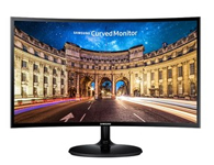 三星  C24F390FHC 产品类型:LED显示器,广视角显示器,曲面显示器 产品定位:大众实用,电子竞技,设计制图 屏幕尺寸:23.5英寸 面板类型:MVA 最佳分辨率:1920x1080 可视角度:178/178° 视频接口:D-Sub(VGA),HDMI 底座功能:暂无数据