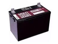 蓄电池-大力神12V65AH