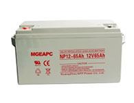 蓄电池-耐普12V65AH