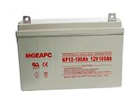 蓄电池-耐普12V100AH