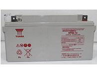 蓄电池-汤浅12V65AH