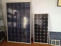 太阳能发电系统-单晶太阳能板