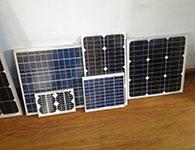 太阳能发电系统-多晶天阳能板