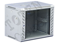 图腾  W4系列挂墙机柜    框架结构,承重达60KG;快开侧门,方便安装和维修;可关闭的上部和下部走线通道;壁挂、落地两种可选安装方式;落地安装时可以选配支脚或脚轮;可选装轴流风机;方便快速的挂墙安装方式(专利)。