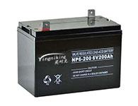 英耐克胶体蓄电池6v系列
