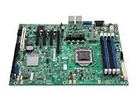 Intel-S1200BTL    主芯片组: Intel C204 CPU插槽: 暂无数据 显卡插槽: 1条PCI-E 8X,3条PCI-E 4X SATA接口: 4个SATAII接口,2个SATAIII接