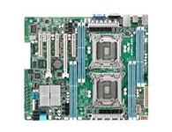 华硕Z9PA-D8C    主芯片组: Intel C602 CPU插槽: Socket 2011 显卡插槽: 2×PCI-E X16显卡插槽 3×PCI-E X8显卡插槽 SATA接口: 4×SATA II接