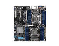 华硕Z10PE-D16-4L    主芯片组: Intel C612 CPU插槽: Socket 2011-3 显卡插槽: 3×PCI-E X16显卡插槽 2×PCI-E X8显卡插槽 SATA接口: 10×SATA III接口