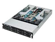 华硕ESC4000-FDR-G2(Xeon-E5-2650-v2)    产品类别: 机架式 产品结构: 2U CPU型号: Xeon E5-2650 v2 标配CPU数量: 2颗 内存类型: ECC DDR3 内存容量: 32GB 硬盘接口类型: SATA/SAS 标配硬盘容量: 标配不提供