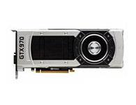 丽台GTX-970-4G-D5-公版    显卡类型: 发烧级 显卡芯片: GeForce GTX 970 核心频率: 1126/1216MHz 显存频率: 7010MHz 显存容量: 4096MB 显存位宽: 256bit 电源接口: 6pin+6pin 供电模式: 暂无数据