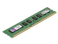 金士顿8GB-DDR3-1600-RECC(KVR16LR11D8-8)     内存类型: DDR3 内存容量: 8GB 工作频率: 1600MHz 金手指: 240pin 内存校验: RECC校验 内存电压: 1.35V CL设置: CL11