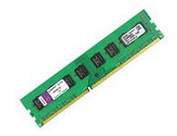 金士顿8GB-DDR3-1600(KVR16N11-8)    适用类型: 台式机 内存容量: 8GB 内存类型: DDR3 内存主频: 1600MHz