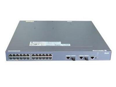 """华为LS-S2326TP-PWR-EI    \""""传输速度: 100Mbps 接口数目: 26个 是否支持VLAN: 支持\"""""""