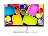 "AOC I2781F/BW    \""产品类型: LED显示器,广视角显示器,护眼显示器 产品定位: 电子竞技,设计制图 屏幕尺寸: 27英寸 面板类型: AH-IPS 最佳分辨率: 1920x1080 可视角度: 178/178° 视频接口: D-Sub(VGA),DVI-D 底座功能: 倾斜:-3-19°\"""