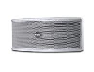 """TRS OK-636中置音箱 OK一636主要是針對是量販式KTV包房中置、輔助、監聽、環繞功能而設計制造的, 追求高保真的音色還原,使音樂的各個頻段都達到有效、真實、細膩的還原, 如家庭影院對音色的追求。2分頻3單元設計,配置中低音音6.5""""泡邊×2只+3紙盤高音, 由于其突出的中頻表現,特別適合用于中置聲道人聲擴邊的低音單元能承受120W功率, 又能作為后場環繞音箱、Pa rtv臺監聽音箱、吧臺輔助音箱使用。"""
