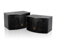 TRS KTS-960 3分頻全頻音箱 12 英寸大功率低音單元,采用英寸銅線音圈 線性懸掛系統和帶孔軛鐵設計的低音單元能有效消除失真和減少功率壓縮 2個3英寸紙錐中音和2個3英寸紙錐高音搭配能更好的重放人聲 精心設計的分頻器準確分頻和優化三段頻率響應