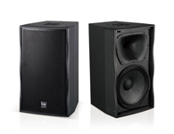 "TRS ES-12 技術參數/Specifications 型號:ES-12 12寸兩分頻全頻音箱,后導向設計    額定功率 :350W 峰值功率 :700W 頻響: 65-20KHz 驅動單元: 12"" 靈敏度:  97dB W/M 最大聲壓級:124dB,max:130dB 阻抗 :8Ω 尺寸:(H)630mm×(W)380mm×(D)400mm 重量:24kg"