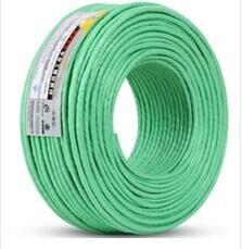 新品绿色外皮网线