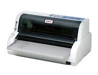 "OKI 7500F+    ""产品类型: 票据针式打印机(平推式) 打印方式: 点阵击打式 打印针数: 24针 打印头寿命: 打印头寿命:4亿次/针 复写能力: 7份(1份原件+6份拷贝) 接口类型: USB接口,IEEE-1284双向并行接口 产品尺寸: 290×349×180mm 产品重量: 约4kg"""