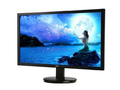 宏碁E2200HQ    尺寸: 21.5英寸 分辨率: 1920*1080 平均亮度: 200cd/m2 屏幕类型: LED 是否宽屏: 是 颜色: 黑色 黑白响应时间: 5ms 灰阶响应时间: 5ms