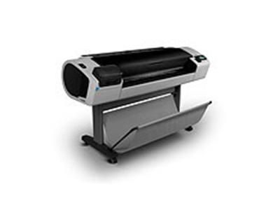 "HP Designjet T1300 44 英寸 简单易用的多用途双卷筒大幅面打印机    ""1、自动打印设置和双卷筒配置可节省纸张 2、使用 HP e & Share,无需安装任何驱动即可打印到任意 HP Designjet 打印机 3、配备两个卷筒,可节省时间和纸张。 可以在此款打印机上加载相同或不同类型和尺寸的纸张 4、直接从您的 USB 指形驱动器打印 TIFF、JPEG 和 PDF3文件; 无需计算机"""
