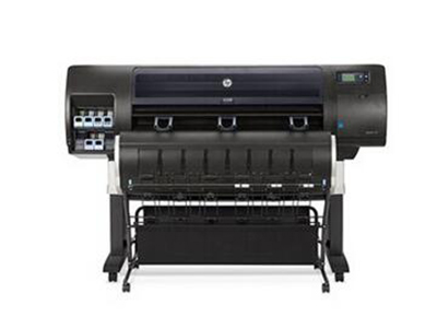 "HP Designjet T7200 系列可媲美激光速度的大幅面生产型打印机    ""高印量全彩色打印解决方案。 • 彩色打印速度超快,每分钟输出4页D/A1尺寸彩页,可有效加快生产。 • 利用HP Designjet SmartStream,强化生产,管理PDF,并将作业准备时间缩短50\%。 • 可选配各类硬件可选件,如外置手指器,联机折页器和扫描仪,提高效率。 • 配有大容量惠普墨盒和三个超大卷筒,可不间断打印1968英尺(600米)。"""