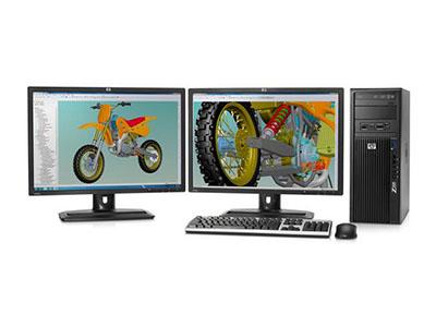 惠普Z200工作站Z200 纤小型工作站    HP Linux 安装程序套件包括支持 Red Hat Enterprise Linux WS 5 的 32 位与 64 位版本的驱动程序,以及 64 位 Novell SLED 11