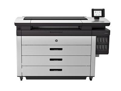 HP XL8000绘图仪 大幅面打印机     1、一台高产能多功能一体机满足您的所有工作流程需求,速度最快---在21秒内打印出D/A1尺寸深黑色、中性灰色和鲜艳色彩的文档。 2、无人值守、使用成本低廉的生产型打印机,双卷筒可装200米厂的重磅纸,在无人值守的情况下自动运转。 3、专为严格的IT需求和安全要求而设计
