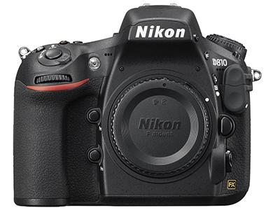 Nikon/尼康 D810(单机) 单反相机  传感器:全画幅(35.9*24mm);有效像素:3635万;显示屏尺寸:3.2英寸;显示屏像素:123万像素液晶屏;连拍速度:支持;快门速度:30-1/8000秒;电池类型:锂电池;