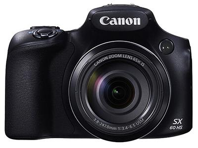 Canon/佳能 SX60 数码相机  液晶屏尺寸 3.0英寸 液晶屏像素 约92.2万点 液晶屏类型 旋转屏 取景器类型 电子取景器 镜头参数 滤镜直径 无 最大光圈 F3.4(广角)/6.5(长焦) 曝光控制 白平衡模式 自动 ISO感光度 自动,ISO 100-ISO 3200以1/3级增减 场景模式 肖像;风景;微距;日落;夜景肖像;夜景;手持夜景 闪光灯参数 机身闪光灯 支持 外接闪光灯 支持