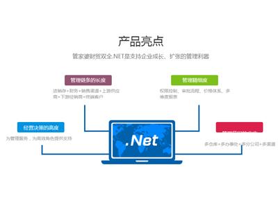 管家婆财贸双全.NET 伴随着商业社会的发展,尤其是互联网和各种新兴信息技术对传统商业 模式的冲击,企业业务已经逐渐发展至价值链整合、持续创新阶段。传统企业信息化管理模式在全球化 竞争和新技术改革时代已经不能满足企业需求,企业信息化也必须进入互联网化阶段————与其传统模式 相比,呈现移动互联、个性化制定、办公协同化等鲜明的新特征。
